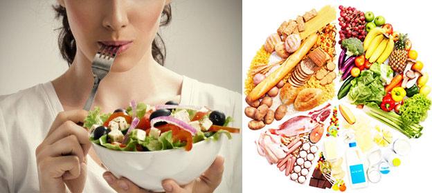 Здоровое питание сбалансированное