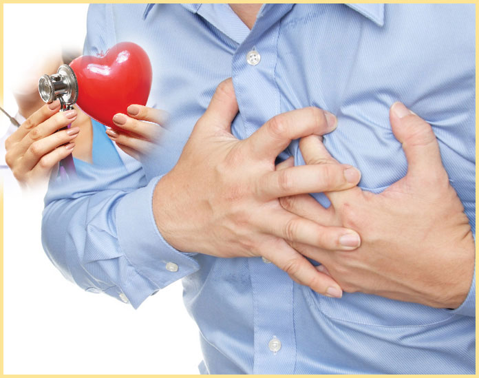 Проблемы с сердцем недостаточность