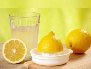 - используйте лимон с целью отбеливания один раз в семь дней;