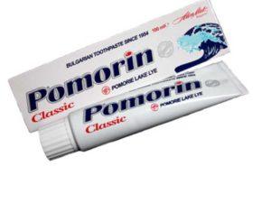 содержит 50% поморийского щелока